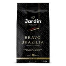 Кофе в зернах Jardin Bravo Brazilia (Жардин Браво Бразилия), 1 кг